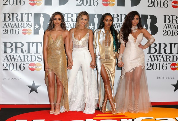 Jade Thirlwall, Perrie Edwards, Leigh-Anne Pinnock e Jesy Nelso (Foto: Getty Image)