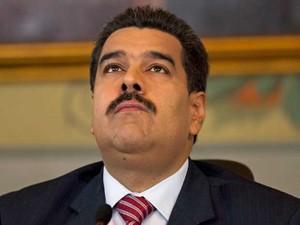 O presidente da Venezuela, Nicolás Maduro. (Foto: Arquivo / Ariana Cubillos / AP Photo)