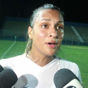 Luise Santos Feminino (Foto: Marcos Dantas)