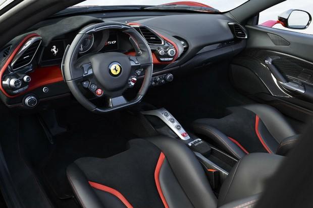 Ferrari J50 (Foto: Divulgação)