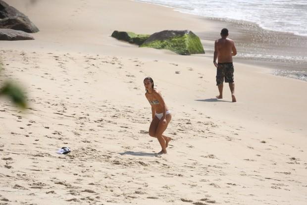 Paolla Oliveira  (Foto: AgNews)