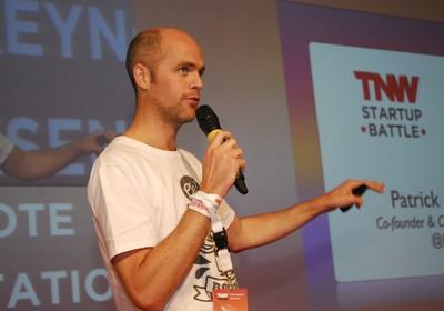 Patrick de Laive, um dos fundadores da TNW (Foto: Divulgação)