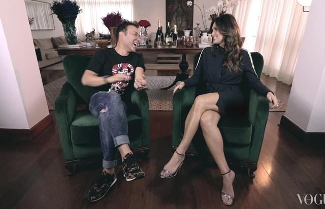 Matheus Mazzafera e Flávia Alessandra (Foto: reprodução)