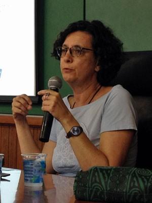 Heloísa Buarque de Almeida, coordenadora do USP Diversidade (Foto: Ana Carolina Moreno/G1)