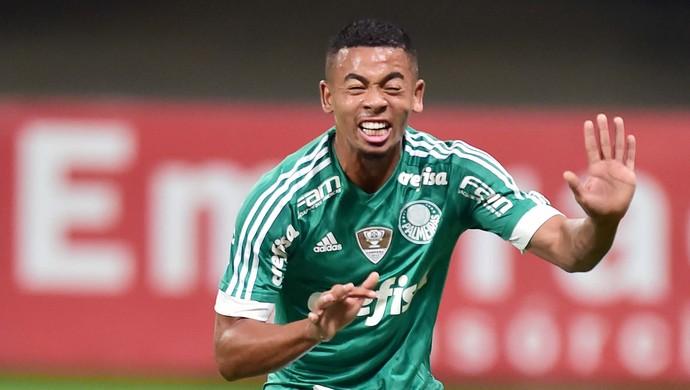 Palmeiras São Bernardo Gabriel Jesus (Foto: Marcos Ribolli)