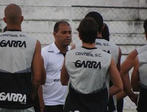 marcelo rocha técnico central (Foto: Lula Moraes / GloboEsporte.com)