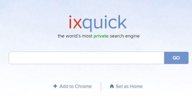 Ixquick, e seu buscador 'irmão' Startpage, funciona como uma espécie de intermediário entre os grandes buscadores. (Foto: THINKSTOCK/BBC)
