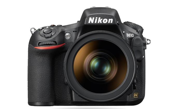 Nikon D810 oferece fotos com resolução de 36,3 megapixels com vídeos em Full HD (Foto: Divulgação/Nikon)