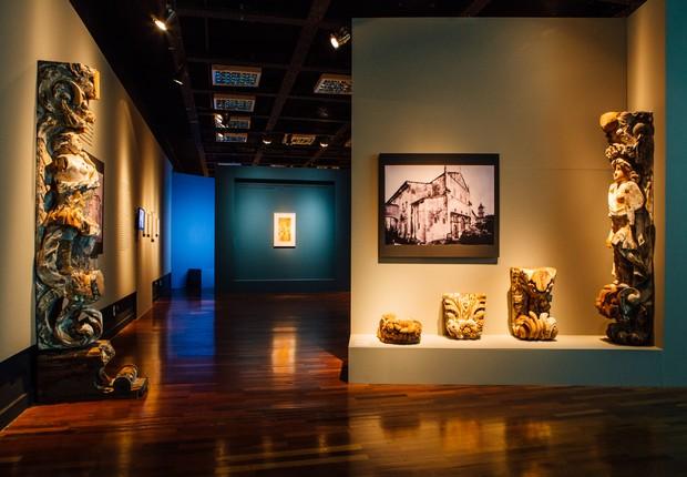 """Exposição """"A Construção do PAtrimônio"""", na Caixa Cultural (Foto: Divulgação/Juliana Chalita)"""