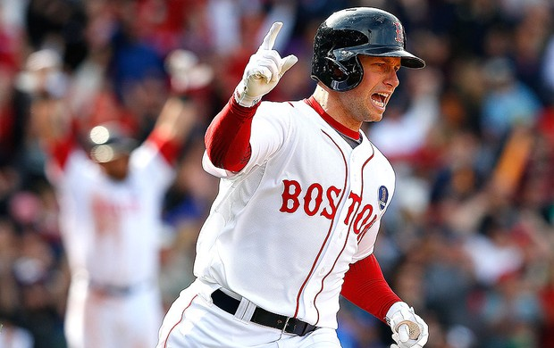 Boston jogo beisebol  (Foto: Getty Images)