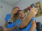Casal de MT cria aplicativo para fotos instantâneas após voltar da China