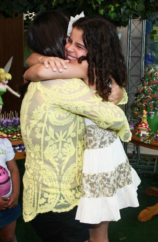 Ana Olívia Seripieri e Gabriella Saraivah (Foto: Manuela Scarpa e J. Domingos/Foto Rio News)