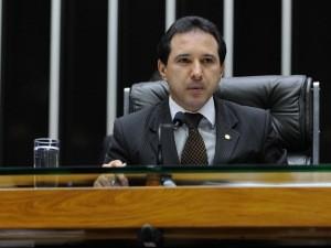 Deputado Natan Donadon (PMDB-RO), em foto de abril passado.  (Foto: Rodolfo Stuckert / Agêcia Câmara)