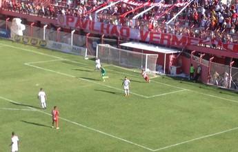 Fábio Júnior marca no fim, e Villa Nova bate Tombense na estreia do Mineiro