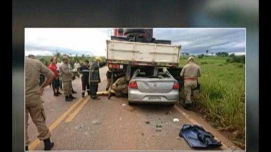 Acidente na rodovia PA-275 deixa uma vítima e feridos no sudeste do PA