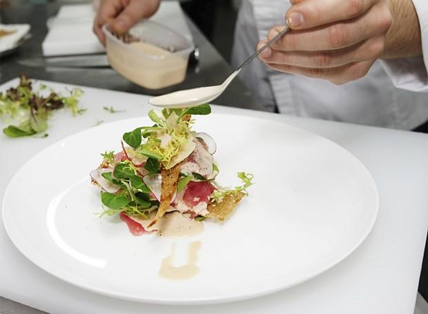 Molho para salada (Foto: Stock Photos)