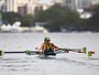 Ex-campeã mundial, Beltrame pede que remo use canoagem de exemplo