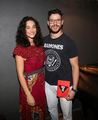 José Loreto e Débora Nascimento