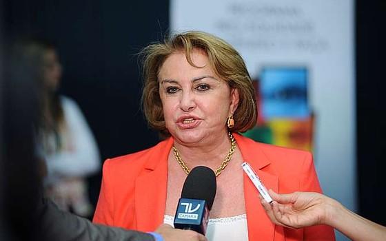 A deputada Elcione Barbalho (Foto: Lúcio Bernardo Júnior/Câmara dos Deputados)