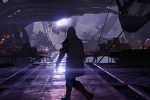 O game 'Destiny', da Bungie, mesma criadora de 'Halo'. (Foto: Reprodução)