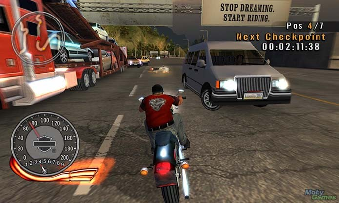 Harley-Davidson: Race to the Rally (Foto: Reprodução)