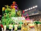 Grupo de Acesso faz desfile de primeira (Paulo Guilherme/G1)