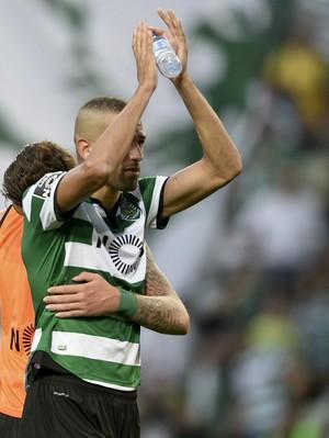 Slimani Sporting x Porto (Foto: AFP)
