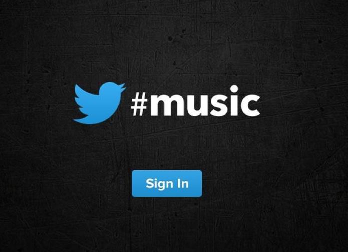 Twitter encerra o Twitter Music que para de funcionar no iOS (Foto: Divulgação/Twitter)