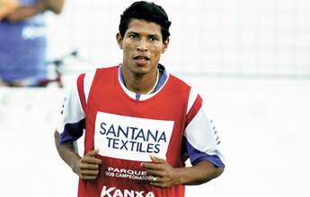 Horizonte anuncia volante Erandir, ex-Fortaleza para a temporada 2013
