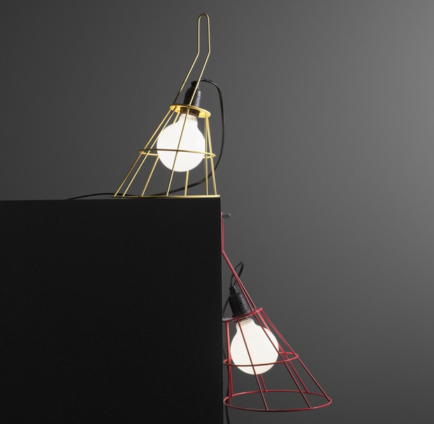 Luminárias Assinadas Tok&Stok (Foto: divulgação)