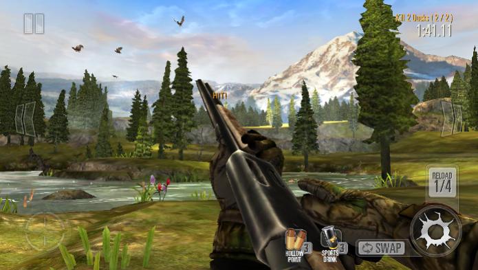 Divirta-se nos diferentes modos de jogo de  (Foto: Gamezebo)