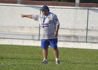 Luís Miguel técnico do Parnahyba (Foto: Didupaparazzo)