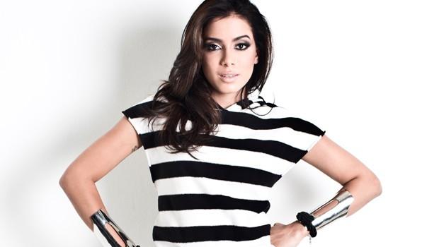 Anitta sabe contagiar o pblico com suas msicas  (Foto: Divulgao)