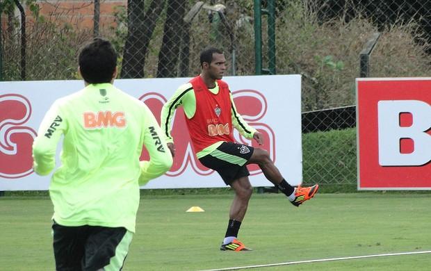 Treino Atlético-MG, Richarlyson (Foto: Leonardo Simonini / Globoesporte.com)