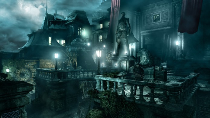 Embora escuro, gráficos de Thief ainda são belos (Foto: Divulgação)
