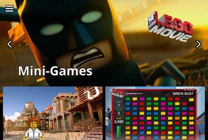 A Aventura LEGO continua neste jogo para iOS que libera conteúdos do filme (Foto: Divulgação)