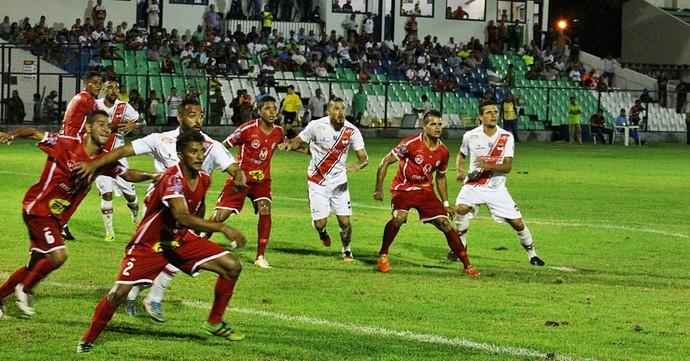 River-PI x 4 de Julho - Campeonato Piauiense 2017 (Foto: Victor Costa/RiverAC)