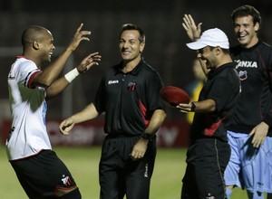 Mogi Mirim x Ituano, Anderson Salles, pelo Paulistão 2014 (Foto: Miguel Schincariol / Ituano FC)