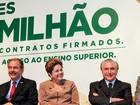 Com royalties, educação terá quase R$ 2 bi a mais em 2014, diz Dilma