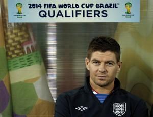 Steven Gerrard Inglaterra (Foto: Reuters)