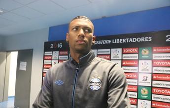 """Após revés e vaias, Walace dá recado à torcida do Grêmio: """"Já largaram"""""""