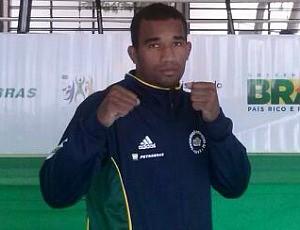 Esquiva Falcão, boxeador capixaba (Foto: Divulgação)