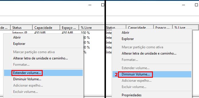 Veja como particionar um disco rígido do seu PC sem precisar formatá-lo por inteiro (Foto: Reprodução/Edivaldo Brito)