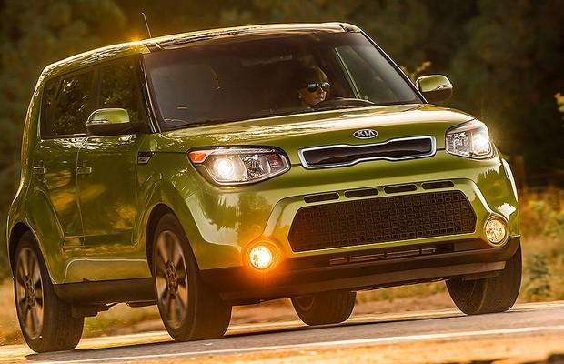 Novo Kia Soul (Foto: Kia Motors)