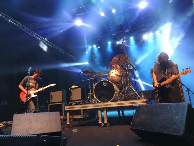 Gringos do Sebadoh trouxeram o melhor do indie rock em sua primeira turnê no Brasil (Foto: Katherine Coutinho / G1)
