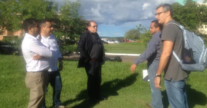 Rogério Romero Universidade Federal do Tocantins (Foto: Edson Reis/GloboEsporte.com)