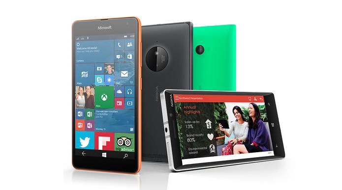 Microsoft divulga lista de smarts que receberão o Windows 10 primeiro (Foto: Divulgação)