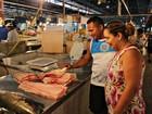 Quilo do peixe Pirarucu é vendido a R$ 9,43, em média, no estado de RO