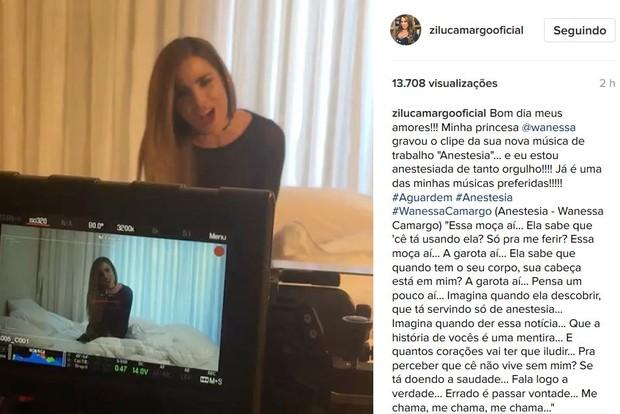Wanessa Camargo (Foto: Instagram / Reprodução)