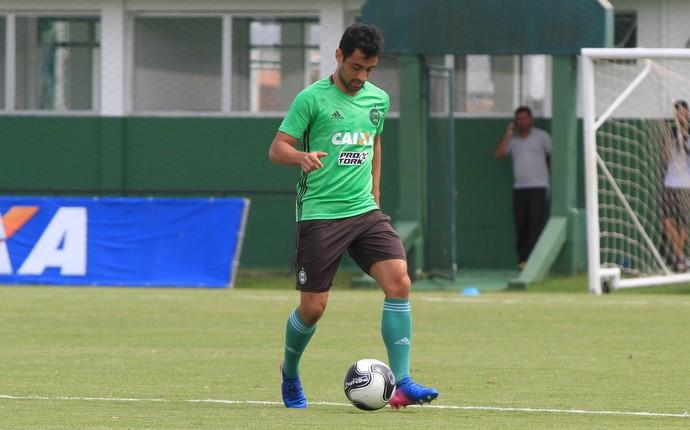 Daniel Coritiba (Foto: Divulgação/Coritiba)